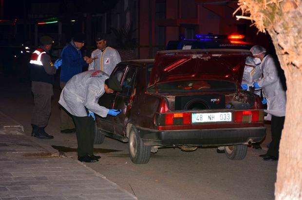 Muğla'da silahlı kavga: 1 ölü, 1 yaralı