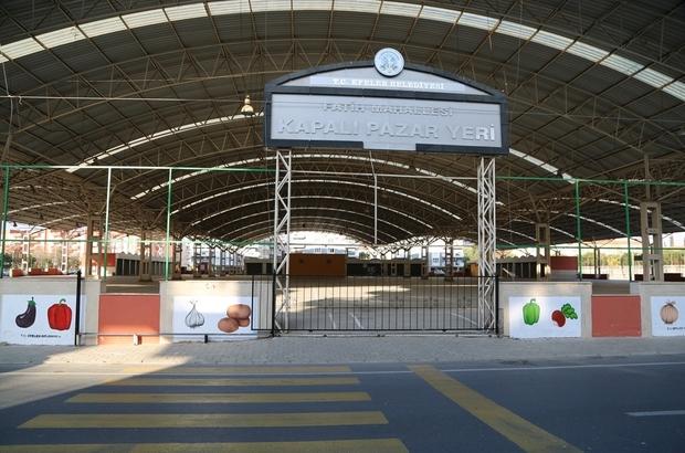 Fatih Mahallesi'ndeki 6 buçuk yıllık pazar hasreti sona eriyor