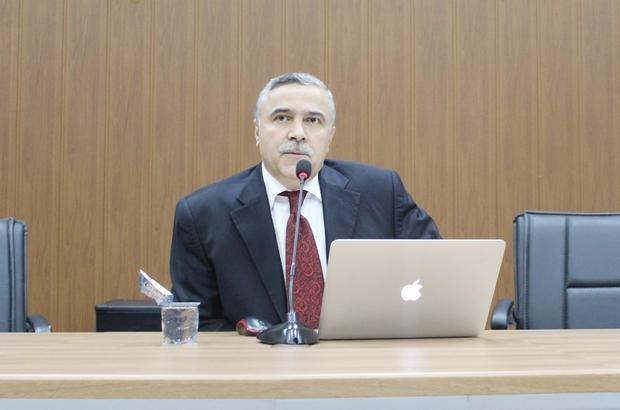 Mardin'de 'İnsan Hakları' konferansı verildi