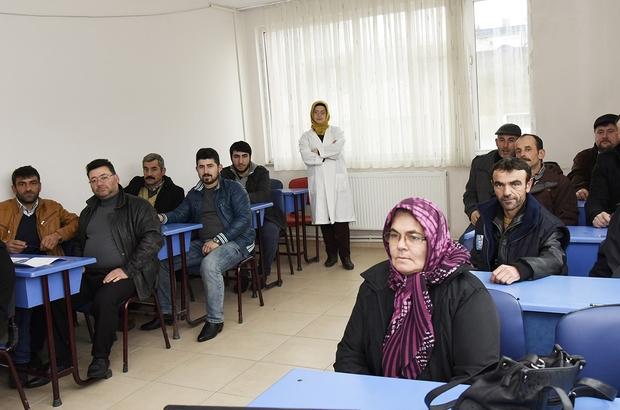 Tekkeköy Belediyesi'nden tarım ve hayvancılığa destek