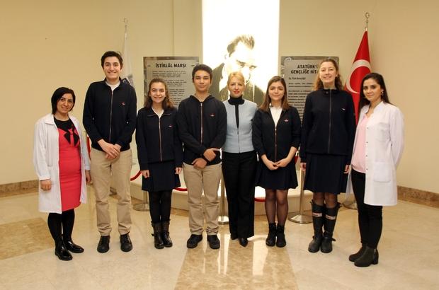 Özel Sanko Okulları Münazara Takımı 2. Turda