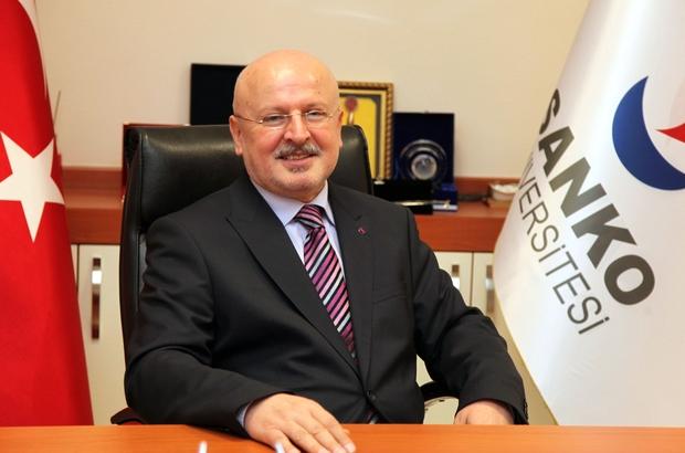Sanko Üniversitesi Rektörü Prof. Dr. Sınav'ın yeni yıl mesajı