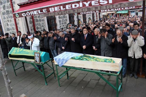 Kemençenin son üstatlarından Mehmet Sırrı Öztürk, son yolculuğuna uğurlandı