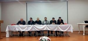Aydın AK Parti Kuyucak ve Karacasu'da muhtar ve STK'larla buluştu