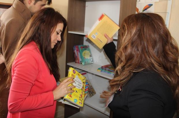 Elazığ'da 'Bir Kitapta Sizden Olsun' projesi