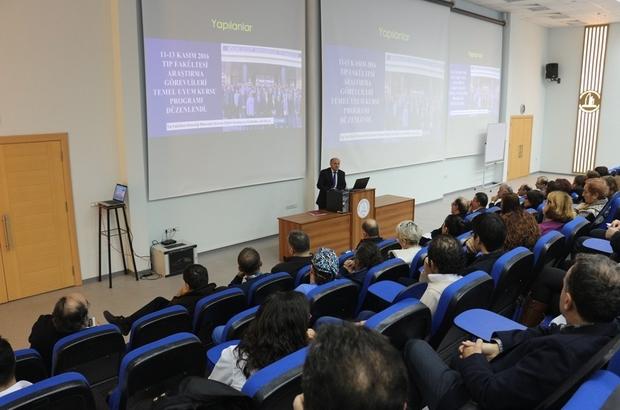 BEÜ Tıp Fakültesi akreditasyon için hazırlıklarını tamamladı