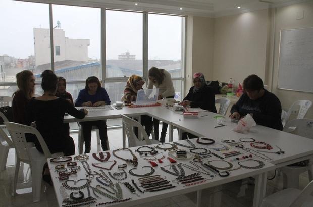 Payas'ta 117 HATMEK kursiyeri meslek sahibi oldu