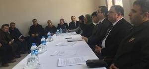 Delice'de su güvenliği toplantısı