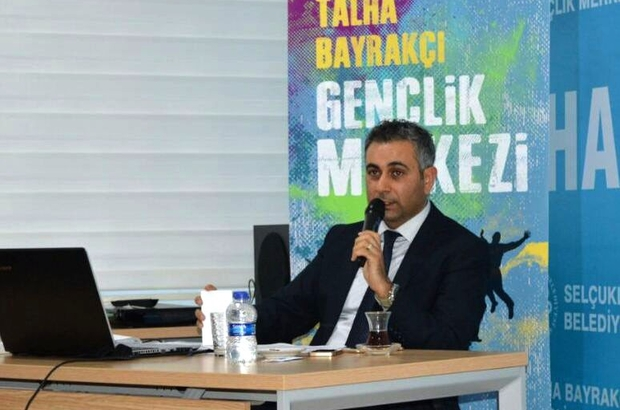 2. Diplomasi Okulu'na Ali Semin konuk oldu