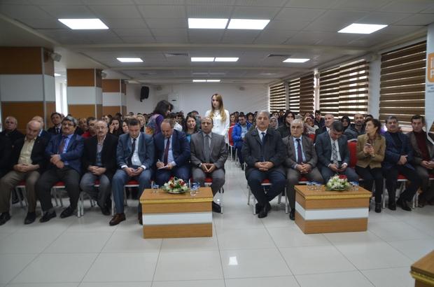 Bafra'da kariyer günü toplantısı