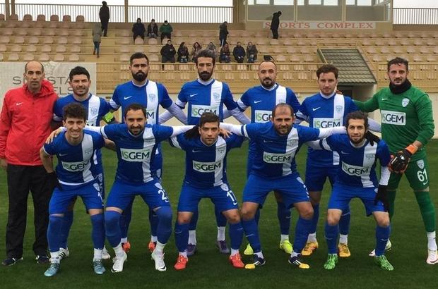 Yeşilyurt Belediyespor Antalya'daki ilk hazırlık maçını oynadı