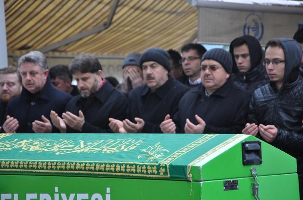 Epilepsi hastası Büşra'nın cenazesi gözyaşları arasında toprağa verildi
