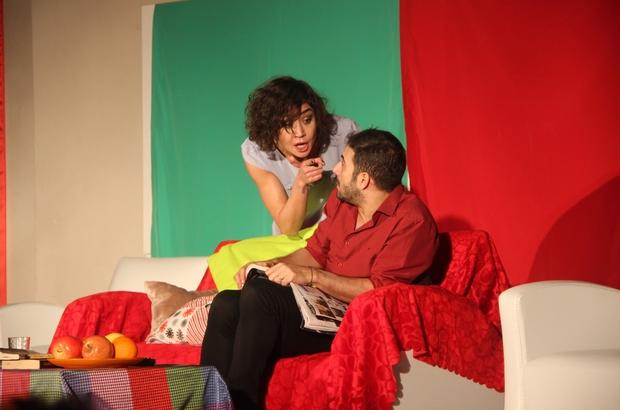 Taşköprü'de tiyatro gösterildi