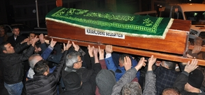 Suriyeli üç kardeş yan yana defnedildi