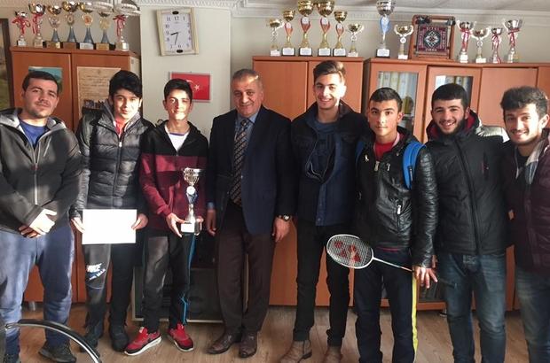 Badminton il birincileri belli oldu
