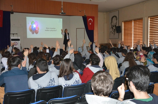 Kilis Belediyesinden öğrencilere motivasyon eğitimi