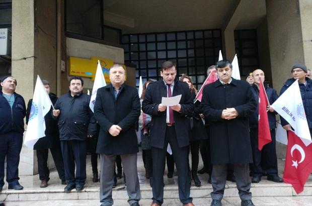 Birlik Haber-Sen; PTT çalışanlarının sorunlarını dile getirdi