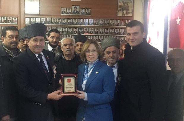 MHP Aydın Teşkilatı Nazilli'de ziyaretlerde bulundu