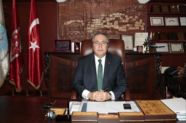 """Nevşehir Belediye Başkanı Ünver: """"2017 yılında Nevşehir, dev yatırımlarla yoluna devam edecek"""""""