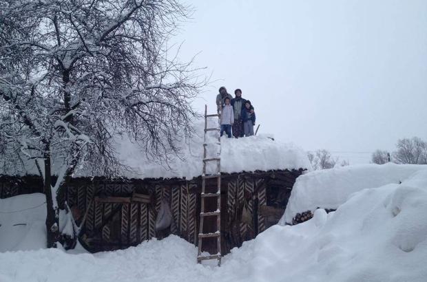 Vezirköprü'de çatı operasyonu