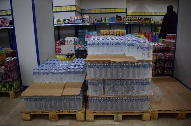 Malatya'da hazır su satışlarına talep arttı