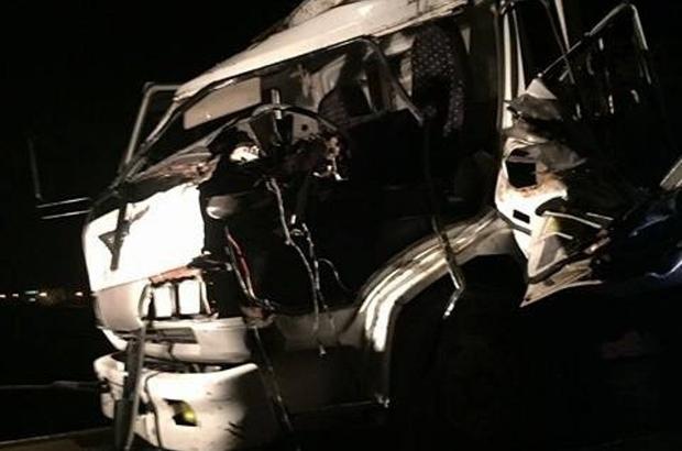 Sakarya'da kaza: 1 yaralı
