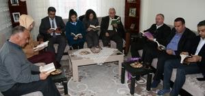 """Kulu'da """"Ekip 42"""" projesi kapsamında aileler ziyaret ediliyor"""