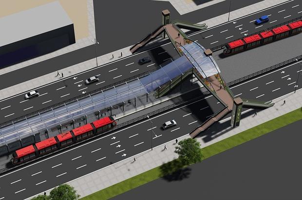 Tramvay Bursa'ya estetik katacak