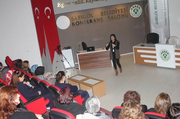 Belediyeden kadın sağlığı semineri