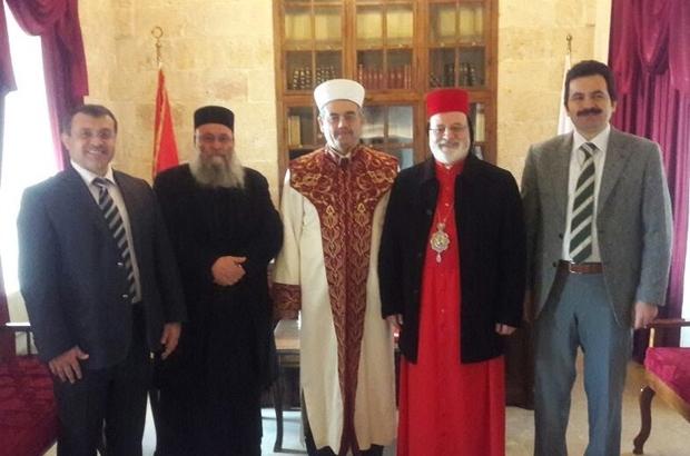 Müslüman ve Hristiyan din adamları Türkiye için dua etti