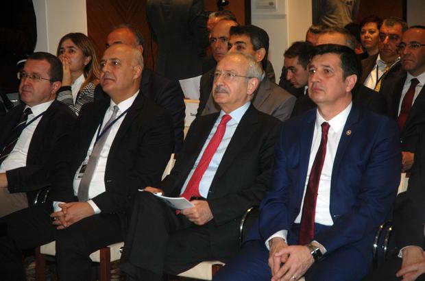 CHP Genel Başkanı Kılıçdaroğlu, Muğla'da