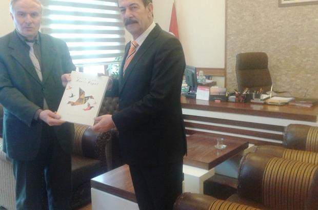 BİK Müdürü Nihat Abacı'dan Sirmen'e ziyaret