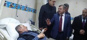 """Milletvekili Maviş: """"Kaza Sinop'u derin üzüntüye boğdu"""""""