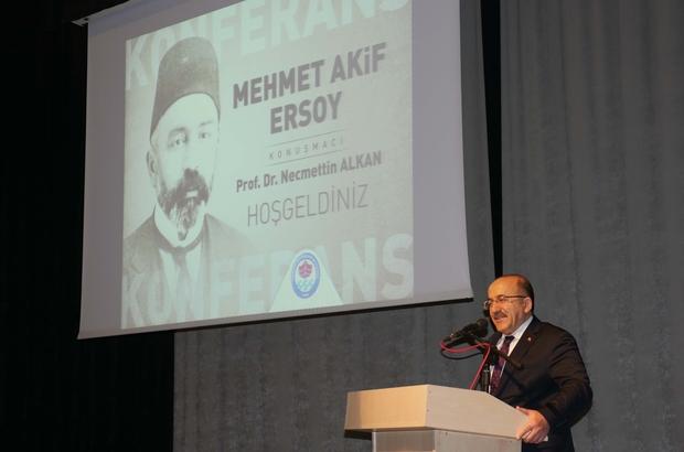 "Trabzon'da ""Mehmet Akif Ersoy'u Anma ve Anlama"" programı"