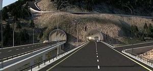 Ilgar dağı tünel ihalesi yapıldı