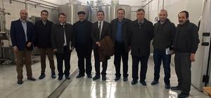 Kamu-Üniversite-Sanayi işbirliği çalışmaları devam ediyor