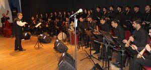 Elazığ'da tasavvuf musiki konseri