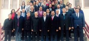 GAÜN Rektörü Prof. Dr. Ali Gür: