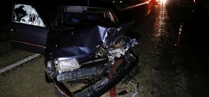 Adana'da zincirleme trafik kazası: 5 yaralı