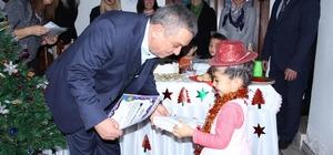 Başkan Kayalı, minik öğrencilerin sertifika sevincine ortak oldu
