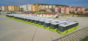 2016'da Kocaeli Büyükşehir toplu taşımada yenilendi
