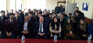 AK Parti Ortaköy Danışma Meclisi yapıldı
