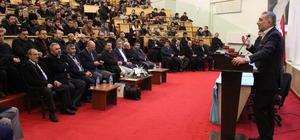 Kütahya'da '15 Temmuz ve Yeni Türkiye' konulu konferans