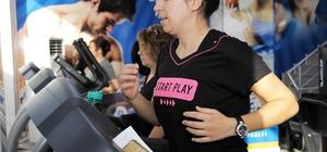 Antalyalılar sağlıklı yaşam için fitness merkezlerini tercih ediyor