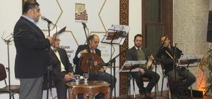 Nejat Tezcan, musikiseverlerle buluştu