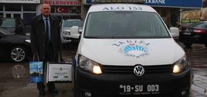 Sungurlu Belediyesi'nin ücretsiz cenaze hizmetleri takdir topluyor