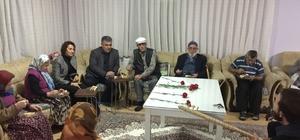Başkan Özaltun, yeni yıla huzur evi sakinleriyle birlikte girdi
