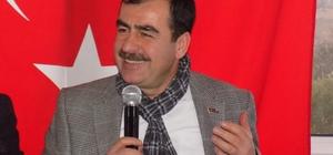 AK Parti'li Erdem'den büyükşehir belediyesine eleştiri