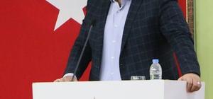 Başkan Orhan, İlçe Danışma Meclisinde konuştu: