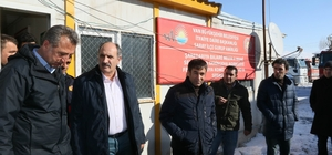 Van Büyükşehir Belediyesinin ilçelerdeki durumu inceleniyor